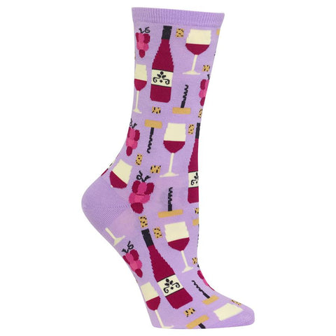 Hot Sox - Wine Socks