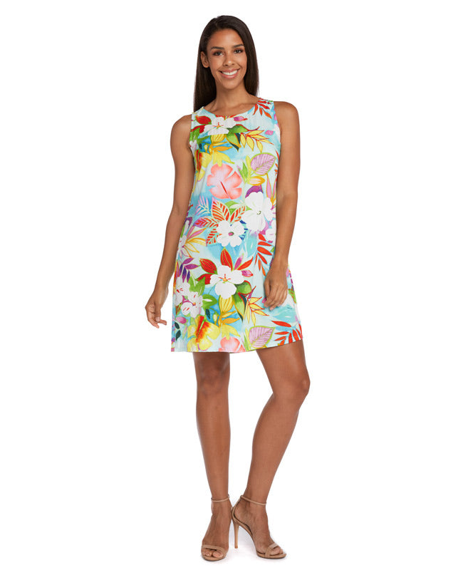 Jams World Jackie Dress in Luau W3109 LUUA