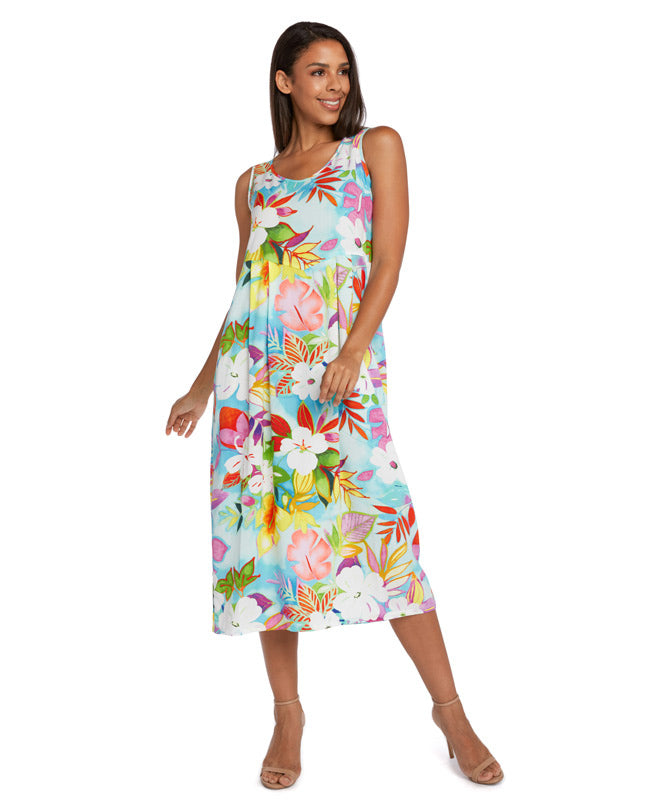 Jams World Janice Dress in Luau W334x LUUA