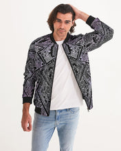 Load image into Gallery viewer, Tech-Totem Men's Bomber Jacket
