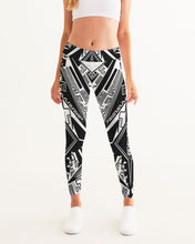 Load image into Gallery viewer, CyberGlyphic Gemstone Women's Yoga Pants