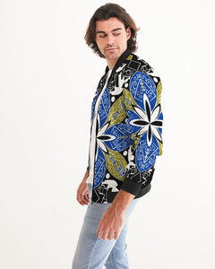 Flower Crown Men's Bomber Jacket