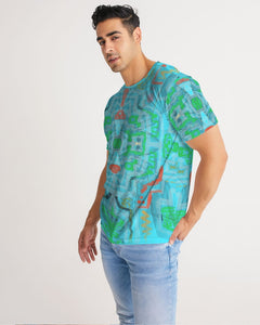 Lucid Cell Portal Men's Tee