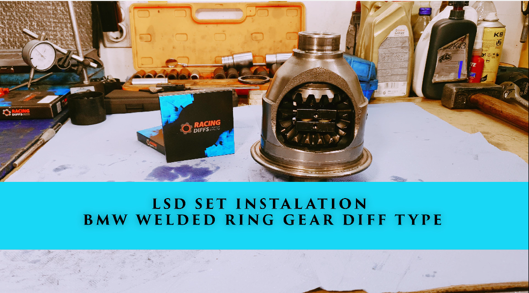 How to install LSD conversion set in BMW after year 2008