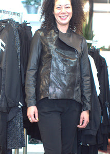 Papucei European Leather Jacket