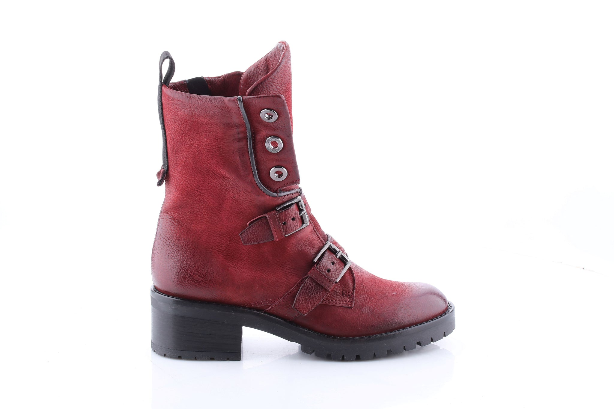 MJUS Italian Leather Boot in Bruley