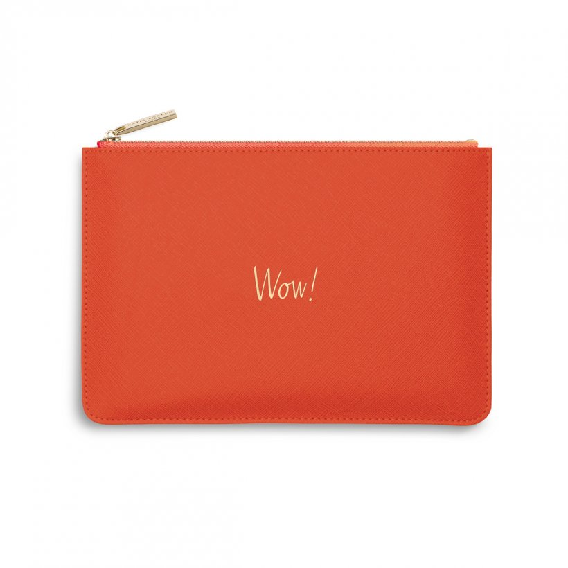 PERFECT POUCH | WOW! | ORANGE