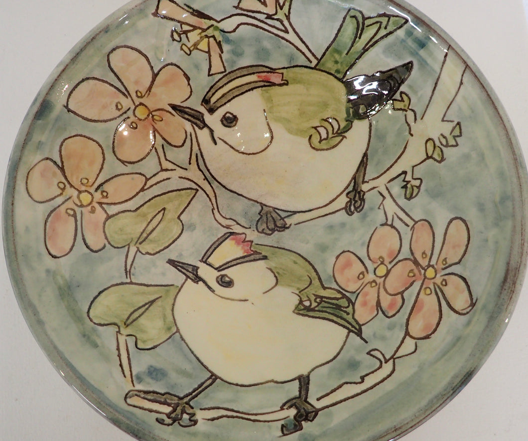 Goldcrest bowl