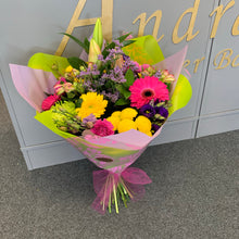 Load image into Gallery viewer, Hand Tied Bouquets - Vibrant Mix