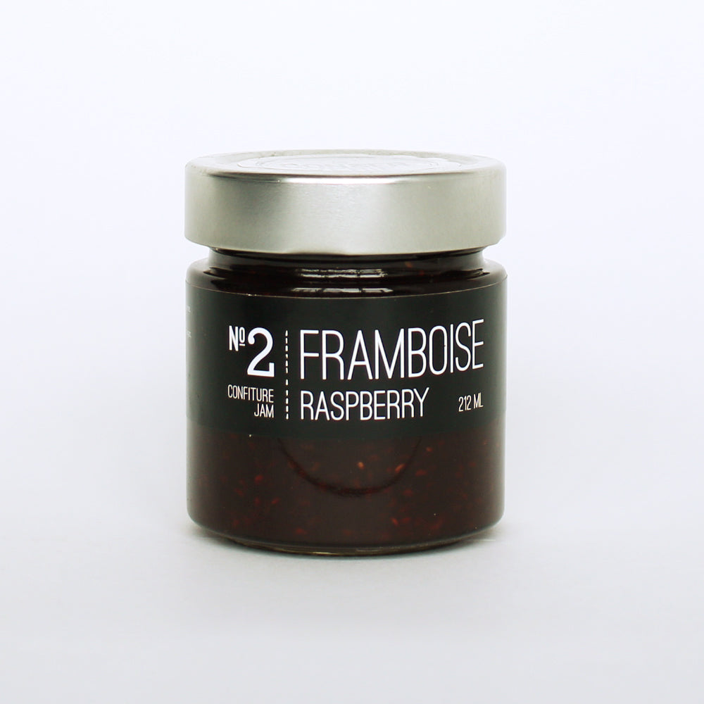 No2 Confiture de framboise
