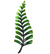 Load image into Gallery viewer, Fern - Green - Metal Wall Hanging
