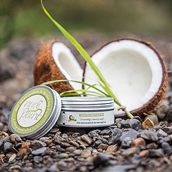 """Coco-nutty Lemon-grassy"" - Whipped Body Butter"