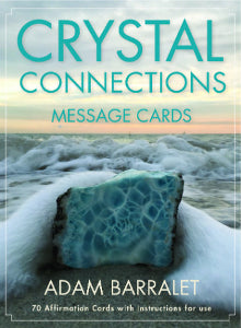Crystal Connections Message Cards
