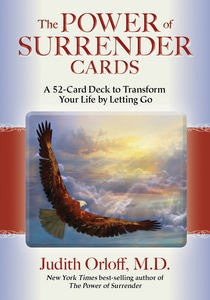 Power of Surrender Oracle Cards