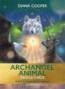 Archangel Animals Oracle Cards