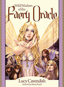 Wild Wisdom of the Faery Oracle Set