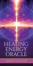 Load image into Gallery viewer, Healing Energy Oracle Cards