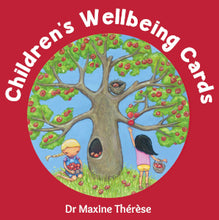 Load image into Gallery viewer, Childrens Wellbeing Cards