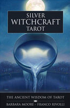 Load image into Gallery viewer, Silver Witchcraft Tarot
