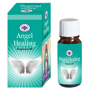 Green Tree Angel Healing Fragrance Oil 10ml