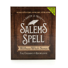 Load image into Gallery viewer, Salem's Spell Wellness Witch Stones Kit