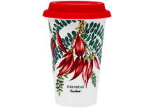 Load image into Gallery viewer, Flowers of New Zealand Travel Cups
