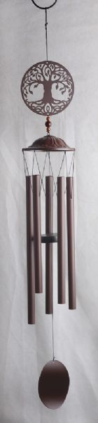 Tree of Life Wind Chime Rustic