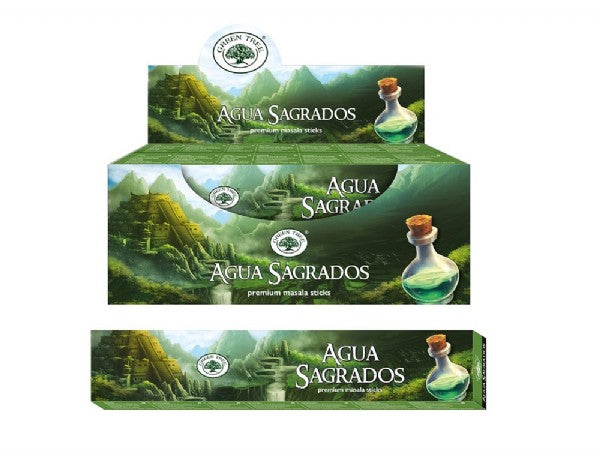 Green Tree Incense Sticks 15gm