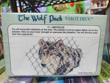 Load image into Gallery viewer, Wolf Pack Tarot Deck