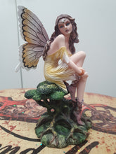Load image into Gallery viewer, Fairy Sitting on Tree