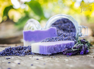 """It must be Lavender"" Body Bar"