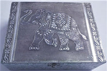 Load image into Gallery viewer, Jewelry Box Elephant