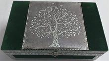 Load image into Gallery viewer, Jewelry Box Tree of Life
