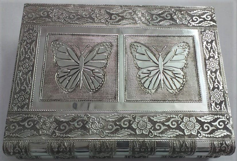 Jewelry Box Butterflies