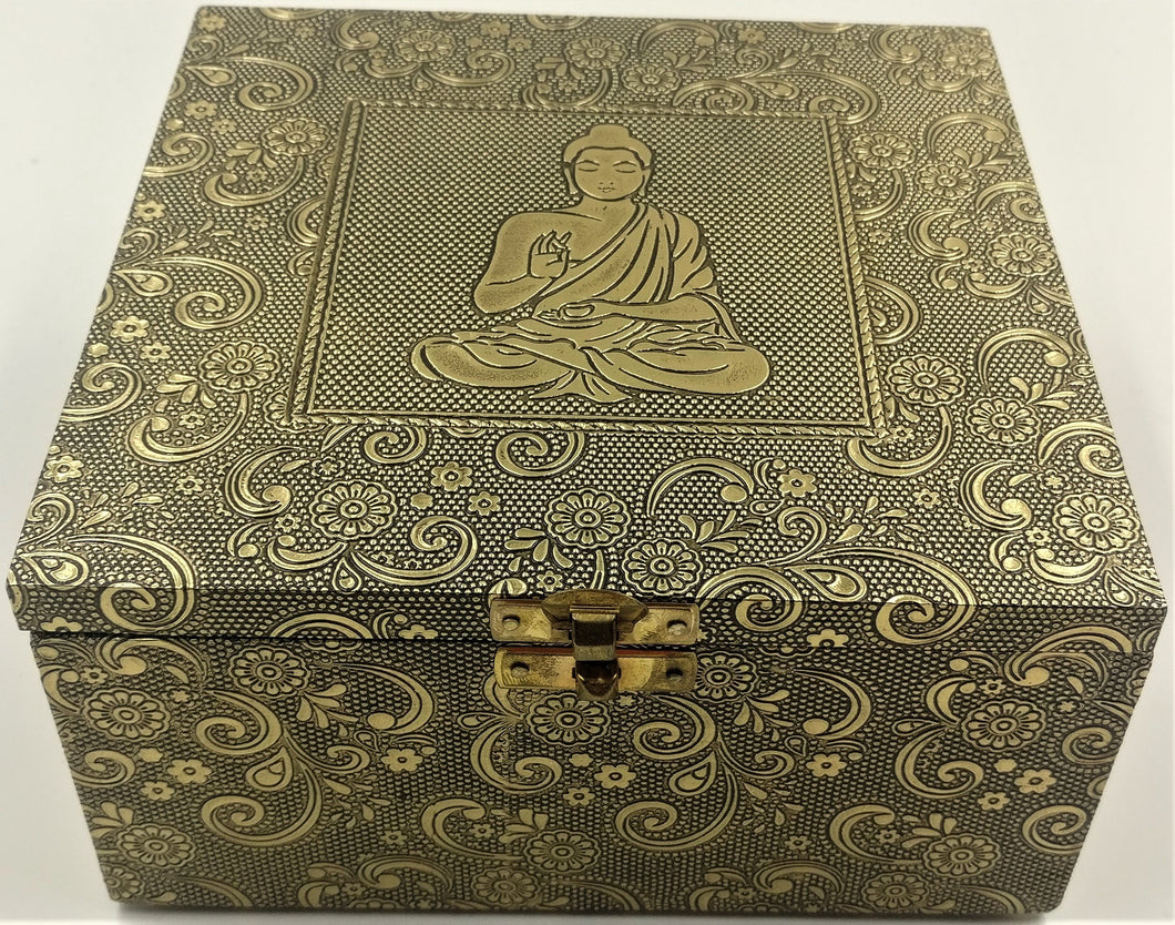 Jewelry Box Buddha