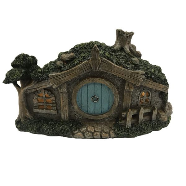 Fairy Garden House & LED Light