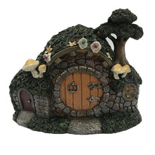 Load image into Gallery viewer, Fairy Garden House Tree & LED