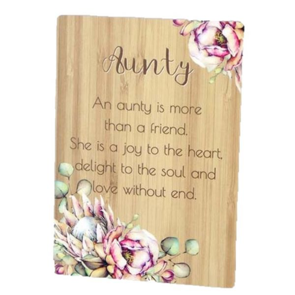 Bunch of Joy - Plaque