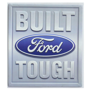Built Ford Tough Wall Plaque