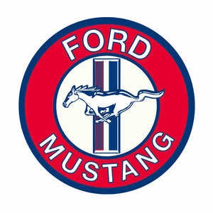Ford Mustang Sign