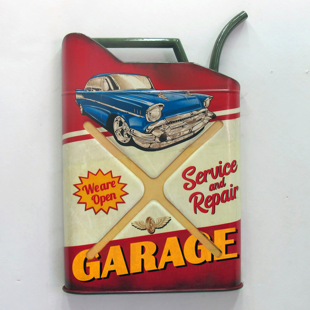 Garage Service Jerry Can
