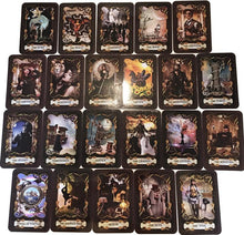 Load image into Gallery viewer, Steampunk Tarot Cards