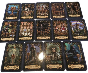 Steampunk Tarot Cards