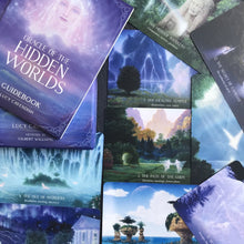 Load image into Gallery viewer, Oracle of the Hidden Worlds Deck by Lucy Cavendish