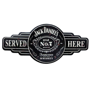 Jack Daniels Wall Plaque