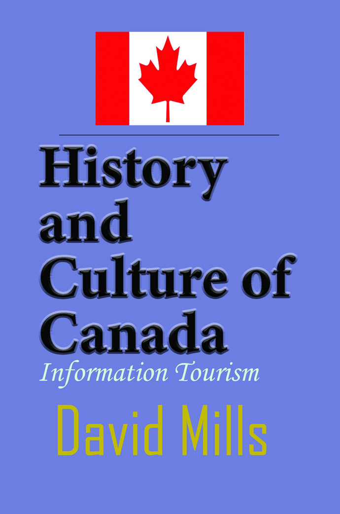 Canada History and Culture
