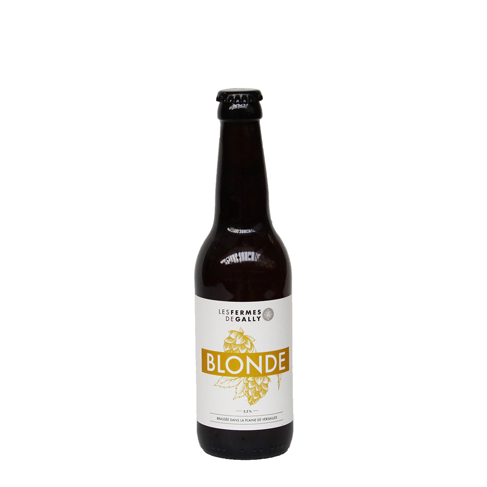 Biere Blonde de Gally - 33cl
