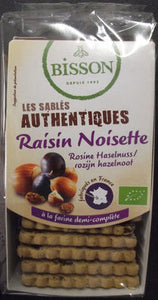 SABLES AUTHENTIQUES RAISIN NOI - 175G