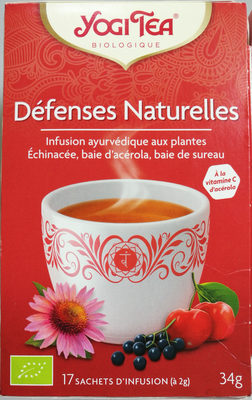 DEFENSES NATURELLES - 30.6G