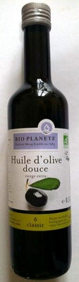 HUILE D'OLIVE VIERGE EXTRA DOUCE - 0.5KG